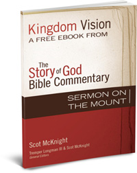 A free Bible commentary eBook from SGBC